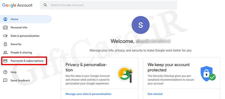 آموزش ساخت اکانت گوگل پلی Google Wallet ( گوگل والت ) -7