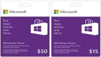 خطاهای گیفت کارت مایکروسافت