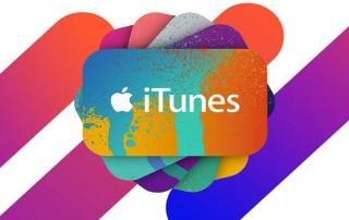 خرید گیفت کارت آیتونز اپل
