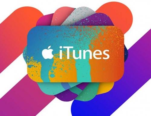 خرید گیفت کارت آیتونز اپل اروپا
