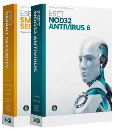 لایسنس آنتی ویروس نود 32 - ESET NOD32 -