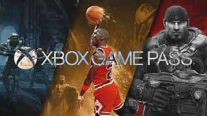 ایکس باکس گیم پس Xbox Game Pass