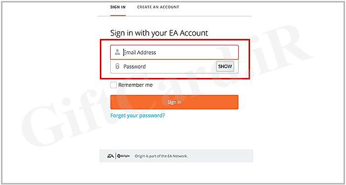 آموزش ٬ نحوه استفاده و شارژ اکانت اورجین EA Cash Card 1