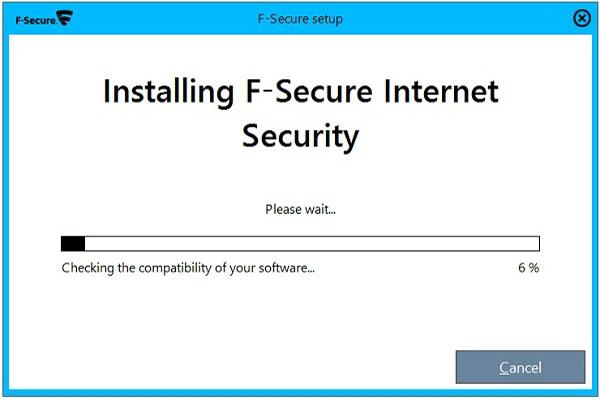 نحوه نصب آنتی ویروس اف سکیور F-Secure - 4