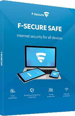 لایسنس آنتی ویروس اف سکیور F-Secure -
