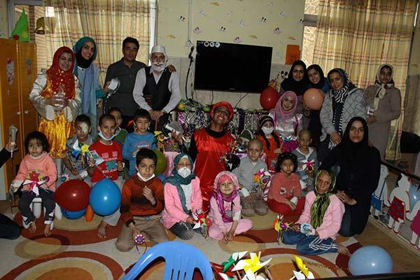 انجمن حمایت از کودکان خاص فانوس-۲