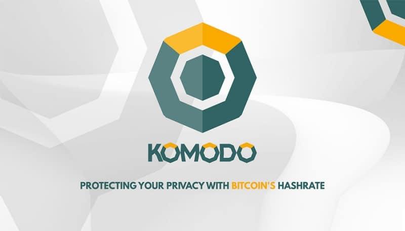 تعریف ارز دیجیتال کومودو Komodo