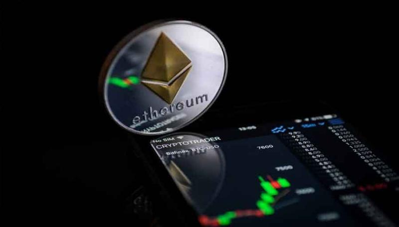 فروش اتریوم ethereum