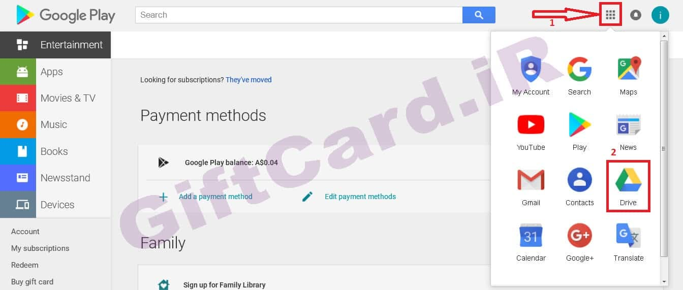 آموزش کار با گوگل درایو و نحوه ی افزایش حجم گوگل درایو-1