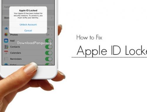 مسدود شدن اپل ایدی و رفع مشکل آن