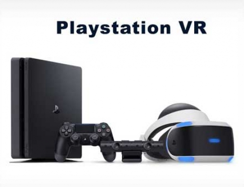 پلی استیشن وی آر VR