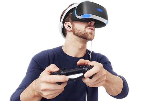 پلی استیشن وی آر VR - 4