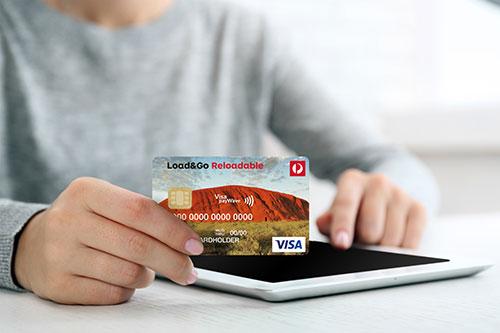 گيفت کارت یا کارت های پيش پرداخت Prepaid 1