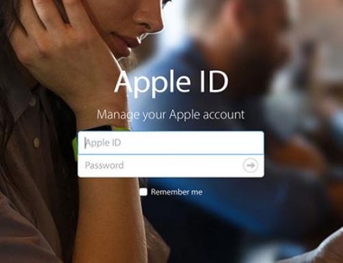 آموزش تغییر ایمیل اپل آیدی