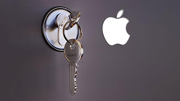 افزایش امنیت اپل ایدی