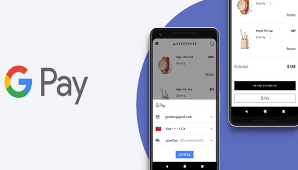 گوگل پی چیست | Google Pay چیست | حساب google wallet | Google Pay Send چیست | ساخت حساب google wallet