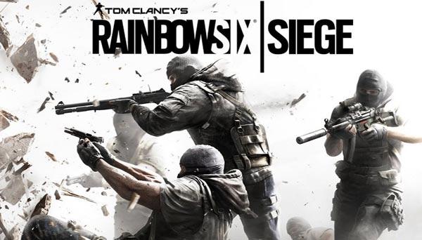 تروفی های بازی rainbow six siege