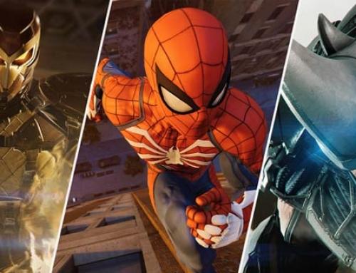 تروفی های بازی spider man