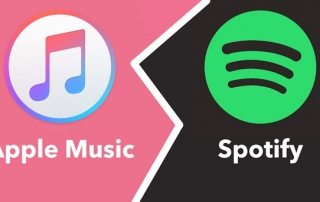اپل موزیک یا اسپاتیفای
