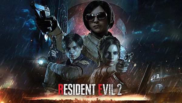 تروفی بازی resident evil 2