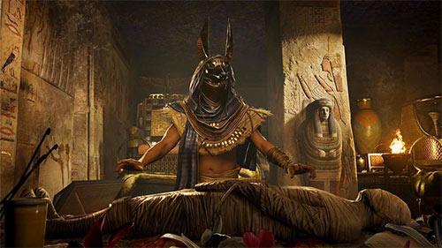حل مشکلات بازی assassins creed origins1