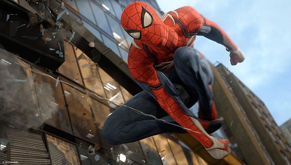 تریلر بازی Marvel Spider Man | تریلر بازی اسپایدرمن