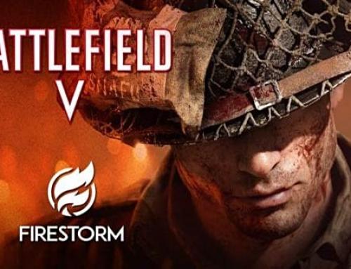 تریلر جدید Firestorm بازی Battlefield V