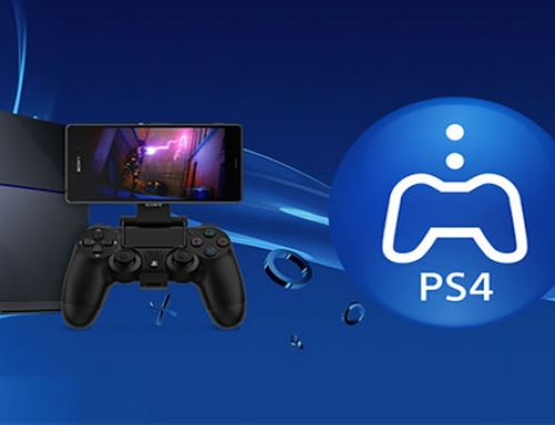 آموزش ps4 remote play