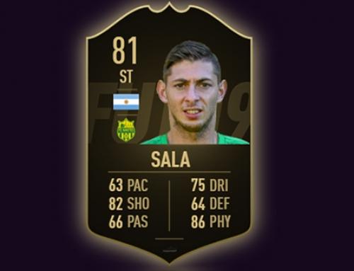 حذف امیلیانو سالا از بازی FIFA 19