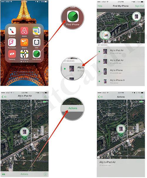 فایند مای ایفون چیست 6