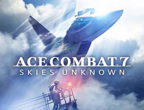 تریلر Ace Combat 7 Skies Unknown