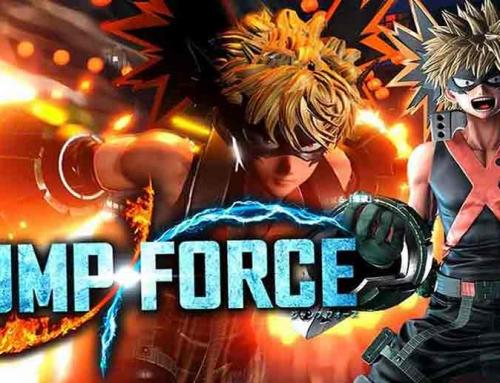 تریلر بازی Jump Force