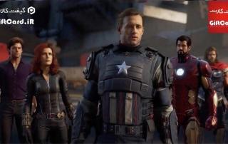 تریلر بازی Avengers