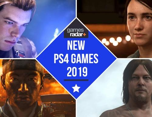 جدیدترین بازی های ps4 2019