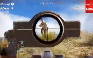 تریلر جدید آپدیت بازی Battlefield V