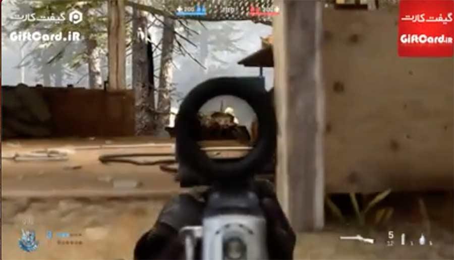 تریلر جدید بازی Call Of Duty Modern Warfare