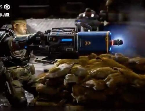 تریلر اکشن بازی Gears 5