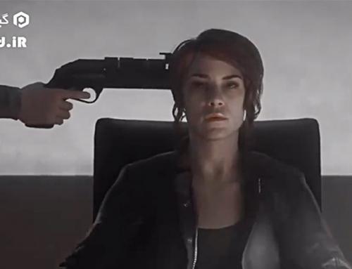 تریلر جدید بخش داستانی بازی Control