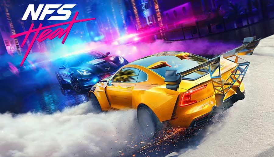 بررسی بازی Need for Speed Heat