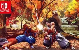 بازی Samurai Shodown برای نینتندو سوییچ