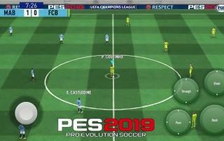 بازی اندروید pes 2019 | دانلود بازی pro evolution soccer 2020 برای اندروید