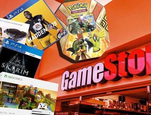 گیفت کارت گیم استاپ GameStop چیست