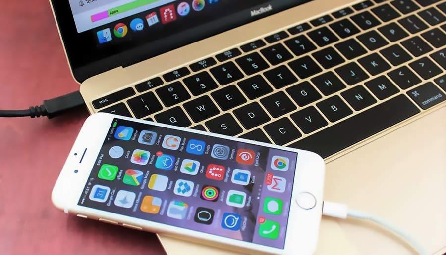 انتقال فایل از گوشی به کامپیوتر بدون کابل