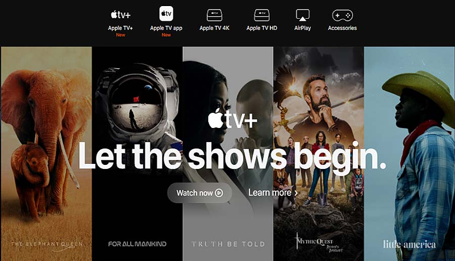 اپل تی وی Apple TV چیست | کاربرد اپل تی وی چیست |برنامه airplay