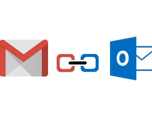 آموزش اتصال ایمیل به Outlook